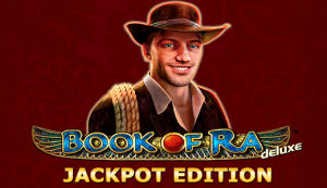 Book of Ra Deluxe Jackpot Edition